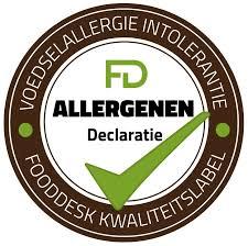 FOODDESK allergenen